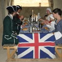 Setkání přátel 18. století - 4. - 8. červenec 2012, Terezín