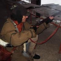 Minuteman, 25. - 27. 1. 2013, údolí Javorky