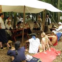 Setkání přátel 18. století - 4.- 7. červenec 2013, Nymburk